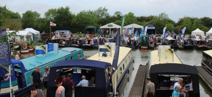 The 2019 Crick Boat Show