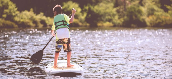 How Paddle Boarders are Helping to Clean the UK's Canals