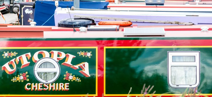 Living Aboard a Narrowboat in a Pandemic