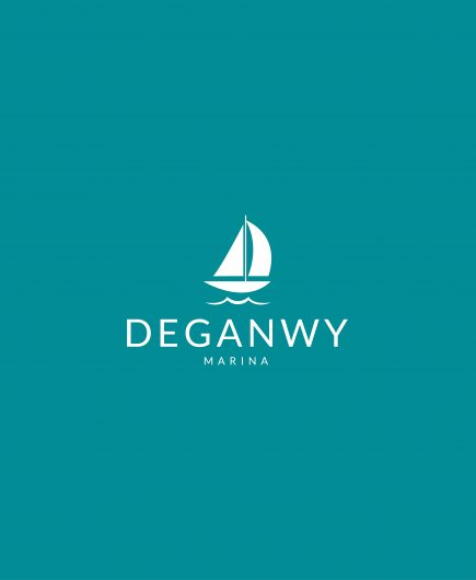Boat Sales Deganwy Marina Logo Website Graphic 1000px x 1000px