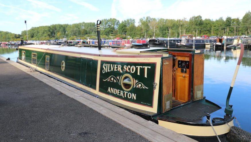 Silver Scott 16