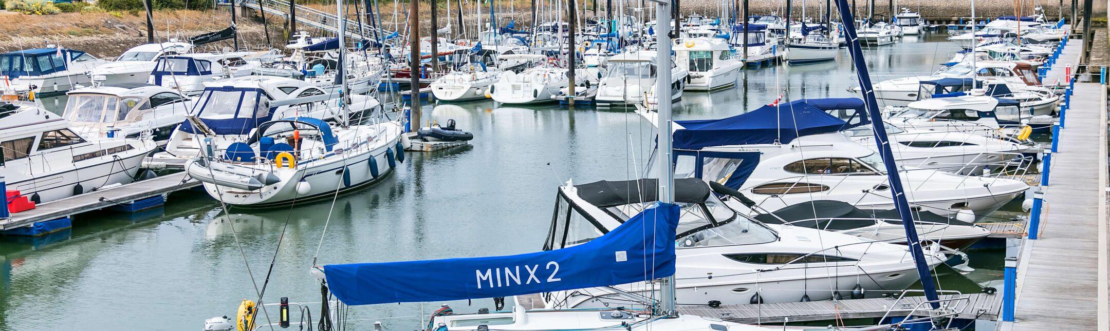 Deganwy Marina 36
