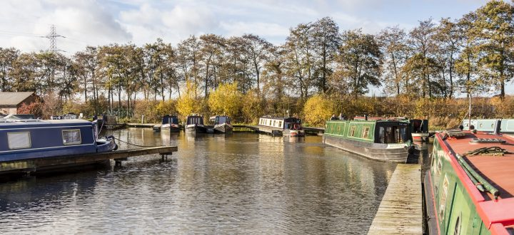 Our Favourite Christmas Canal Journeys