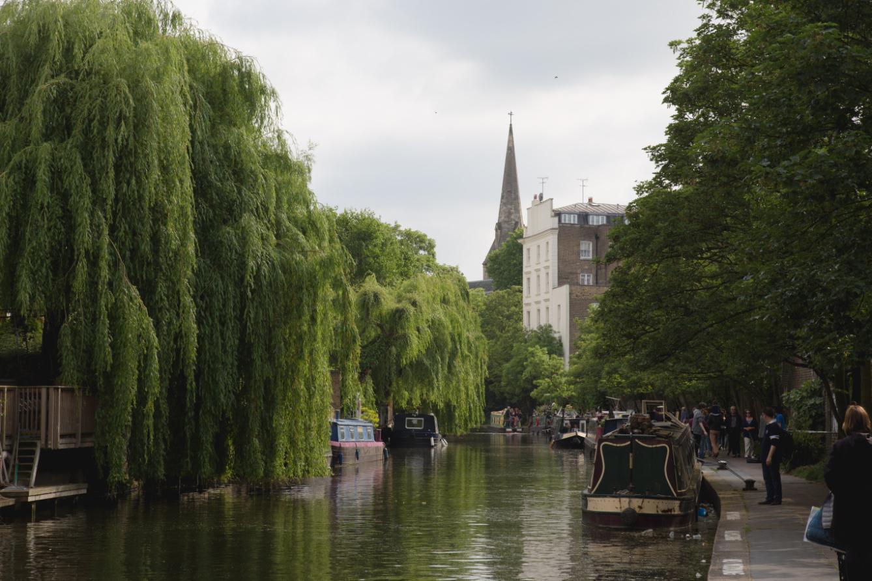 London Narrowboat 1