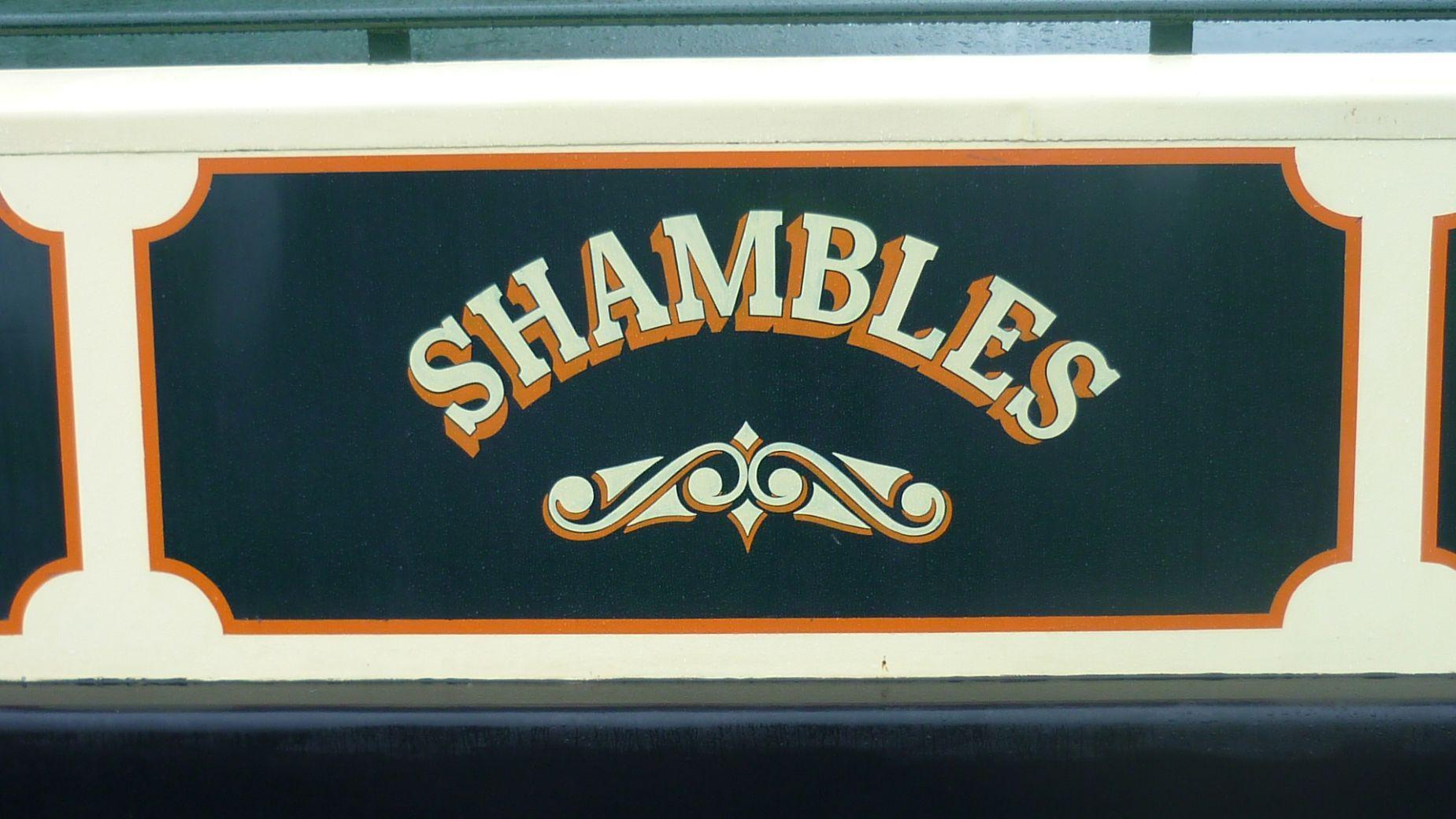 Shambles 31
